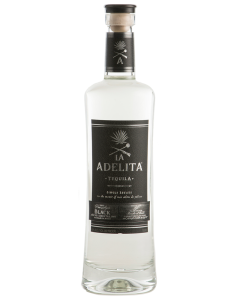 La Adelita Tequila Black Cristalino